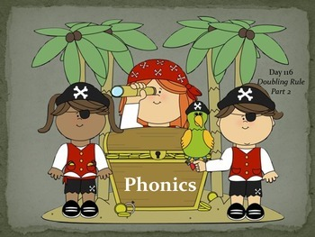 Fabulous Phonics Set 5  (Lessons 101-125)