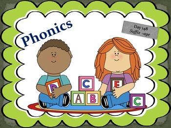 Fabulous Phonics Set 6  (Lessons 125-150)