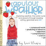 Weather - Science through Art, Reading and Writing - Fabulous Weather