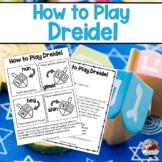 Hanukkah:  How to Play Dreidel