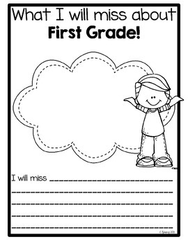 Fabulous Year in First Grade!