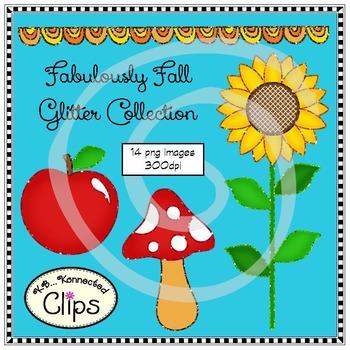 Fabulously Fall! Glitter Collection