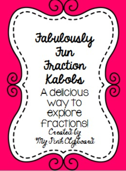 Fabulously Fun Fraction Kabobs: A Delicious Way to Explore Fractions!
