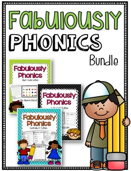 Fabulously Phonics Bundle!!
