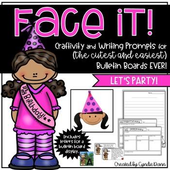 Face It! Birthday Bulletin Board