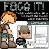 Face It! Camper Bulletin Board