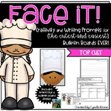 Face It! Chef Bulletin Board