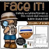 Face It! Dinosaur Paleontologist Bulletin Board