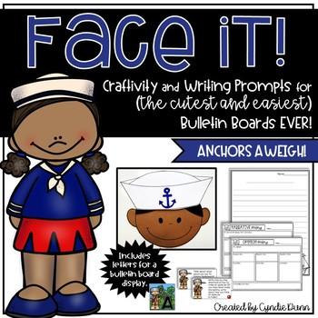 Face It! Nautical Sailor Bulletin Board
