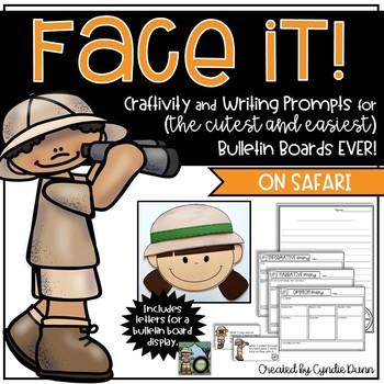Face It! Safari Bulletin Board