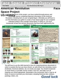 Face Space Project Overview & Reference Sheet