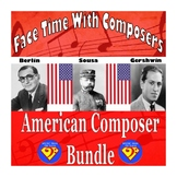 Face Time With Composers: American Composer Bundle (Berlin