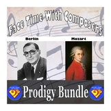 Face Time With Composers: Prodigy Bundle (Berlin/Mozart)
