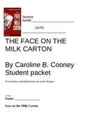 Face on the Milk Carton by Caroline B. Cooney questions
