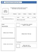 Facebook 2014 Character Study Profile Pages (Includes Inst