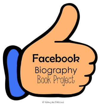 Facebook Biography Book Project