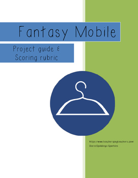 Fantasy Book Mobile Project (Guidelines & Rubric)