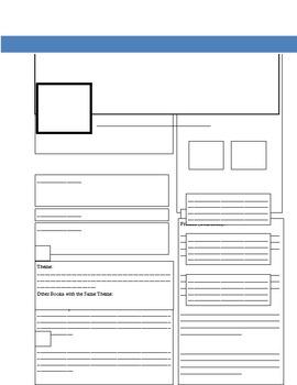 """""""Facebook"""" Book Summary Page"""