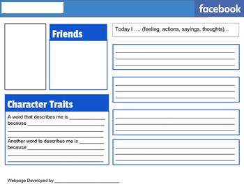 Facebook Characterization