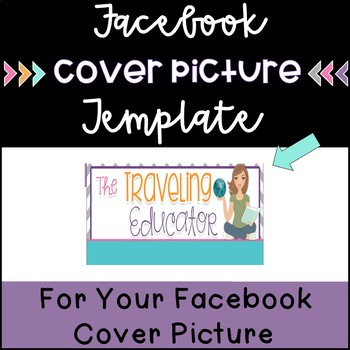 Facebook Cover Page Template and Directions