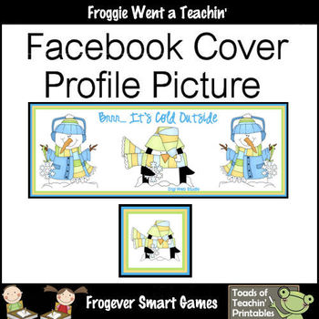 Facebook Covers-Profile Pictures--Brrr.... It's Cold Outsi
