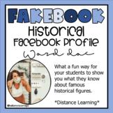 Explorers Facebook Project
