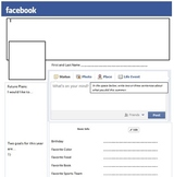 Facebook Get to Know You Activity for the First Day(s) of School