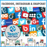 Facebook Snapchat & Instagram Activity UPDATED 2018