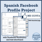 Facebook Profile Spanish Project