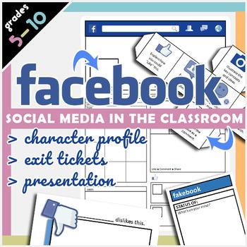 Facebook Social Media Bundle - Profile, Presentation, Exit