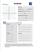 Facebook Profile for Coordinate Point