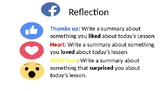 Facebook Reflections