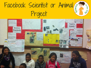 Facebook Scientist or Animal Project