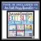 FREE EXIT PASS: CLASSBOOK