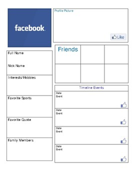 Facebook Student Page