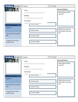 Facebook Student Survey