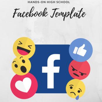 Facebook Template