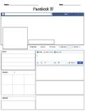 Facebook Template - Blank
