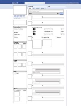 Facebook Wall Fahrenheit 451 Characterization