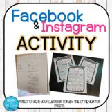 Facebook and Instagram Activity