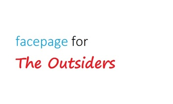 Facepage activity for The Outsiders.