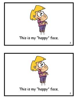 Faces and Feelings (-ace family reader)