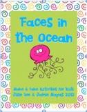Faces in the Ocean Activities