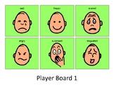 Facial Expression Bingo - Boardmaker