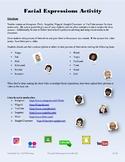 ASL - Facial Expressions Activity
