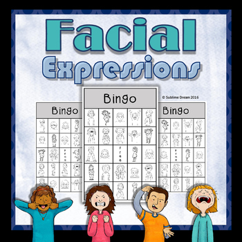 Facial Expressions Game for students with Autism