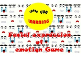 Facial expression of emotion Game