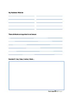 Facilitating Change - Workbook Module 1