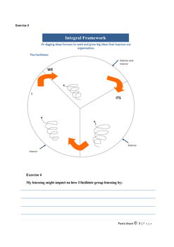 Facilitating Change - Workbook Module 1