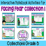 Facing Fear Collection 1 Bundle Interactive Notebook ELA HMH Gr. 6 Collections